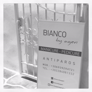 Bianco by Ageri