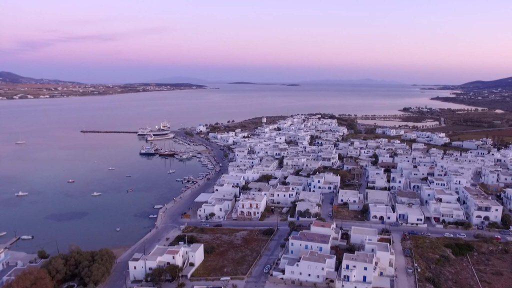 Antiparos-town
