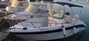 Antiparos Rent a Boat