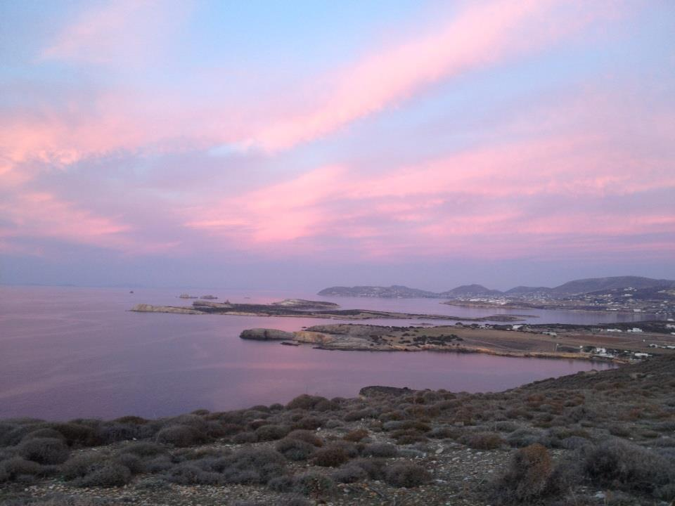 Antiparos Off-season